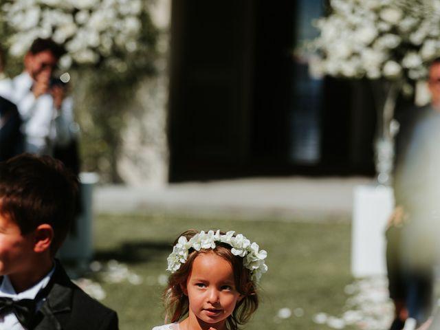 Il matrimonio di Vincent e Jennifer a Firenze, Firenze 55