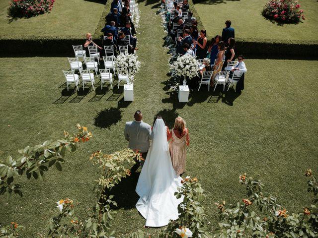 Il matrimonio di Vincent e Jennifer a Firenze, Firenze 56