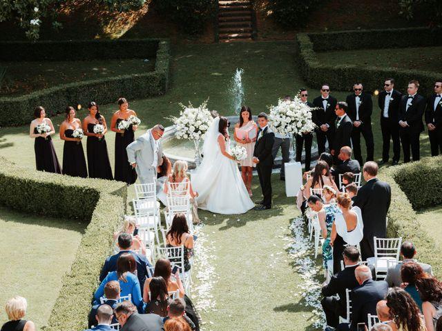 Il matrimonio di Vincent e Jennifer a Firenze, Firenze 60