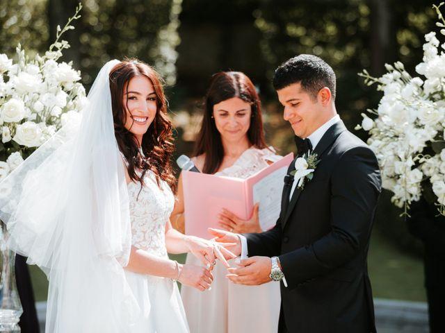 Il matrimonio di Vincent e Jennifer a Firenze, Firenze 64