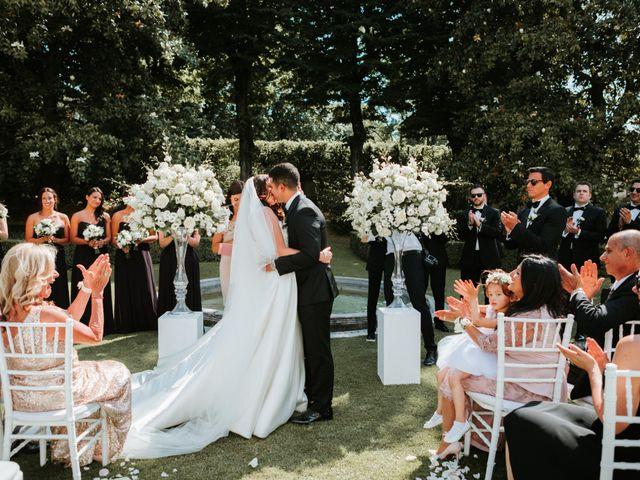 Il matrimonio di Vincent e Jennifer a Firenze, Firenze 65
