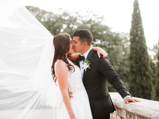 Il matrimonio di Vincent e Jennifer a Firenze, Firenze 82