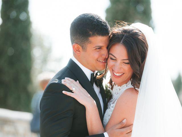 Il matrimonio di Vincent e Jennifer a Firenze, Firenze 85