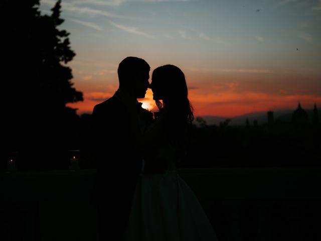 Il matrimonio di Vincent e Jennifer a Firenze, Firenze 97