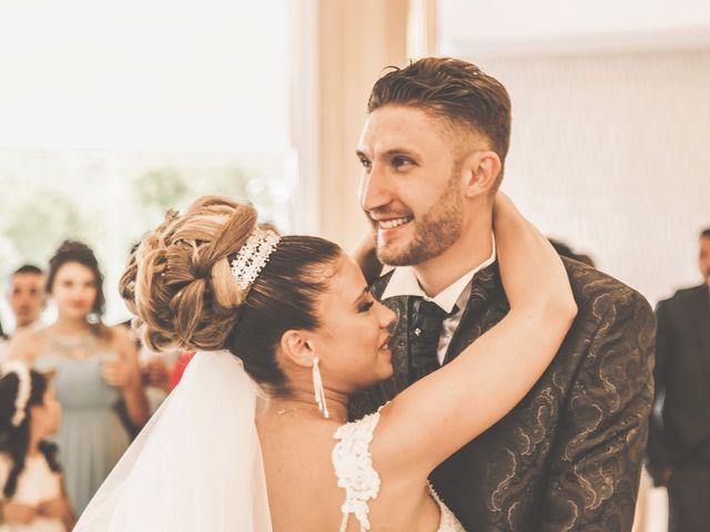 Il matrimonio di Alessio e Monica a Melfi, Potenza 5