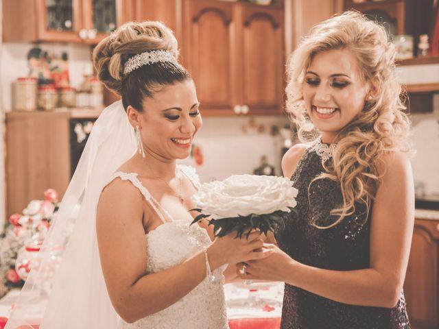 Il matrimonio di Alessio e Monica a Melfi, Potenza 11