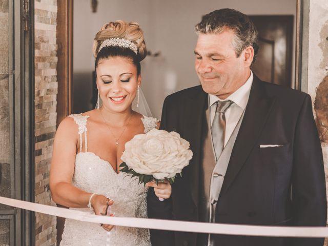 Il matrimonio di Alessio e Monica a Melfi, Potenza 12