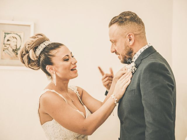 Il matrimonio di Alessio e Monica a Melfi, Potenza 17