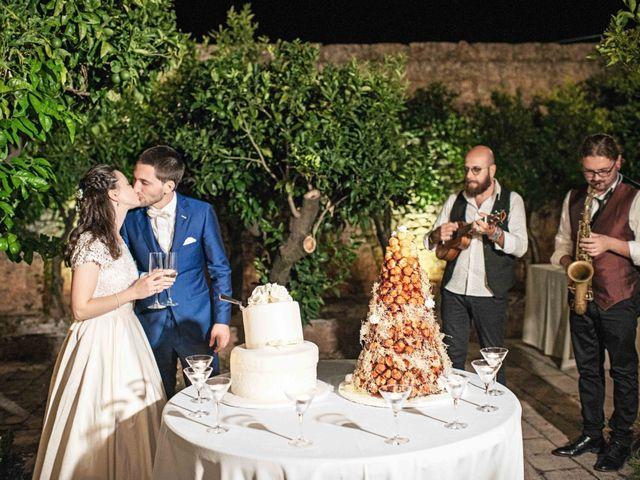 Il matrimonio di Julien e Clara a Ceglie Messapica, Brindisi 4