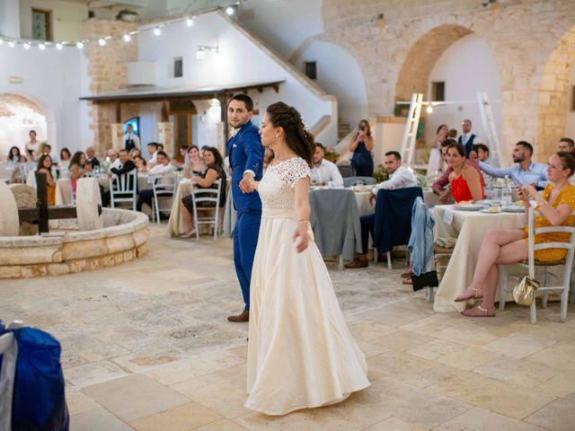 Il matrimonio di Julien e Clara a Ceglie Messapica, Brindisi 5