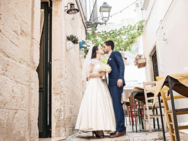 Il matrimonio di Julien e Clara a Ceglie Messapica, Brindisi 13