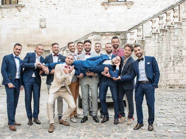 Il matrimonio di Julien e Clara a Ceglie Messapica, Brindisi 14