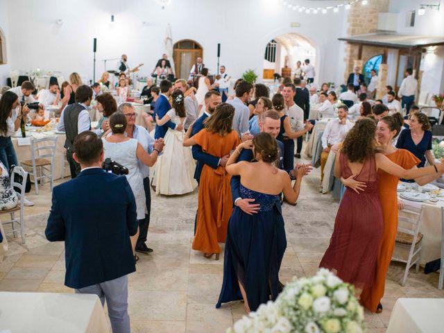 Il matrimonio di Julien e Clara a Ceglie Messapica, Brindisi 16