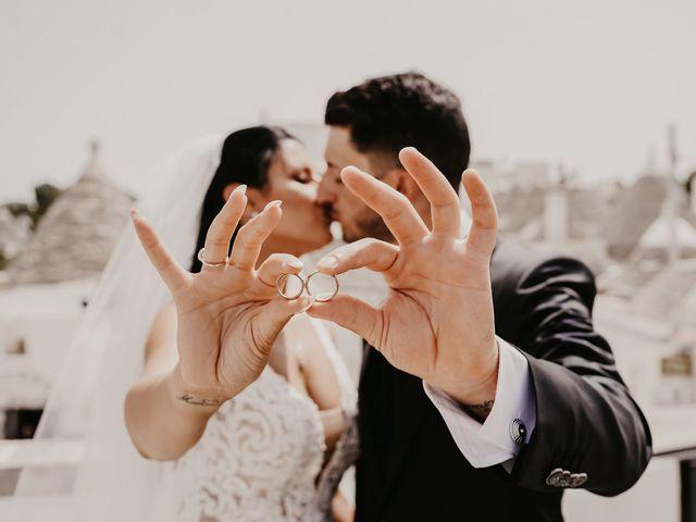 Le nozze di Giorgia e Angelo