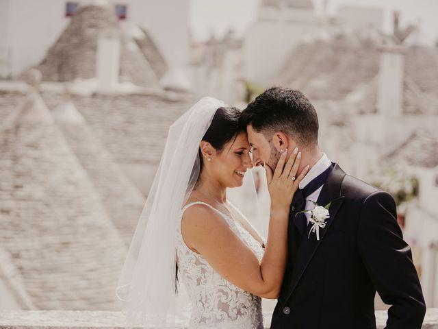 Il matrimonio di Angelo e Giorgia a Francavilla Fontana, Brindisi 4