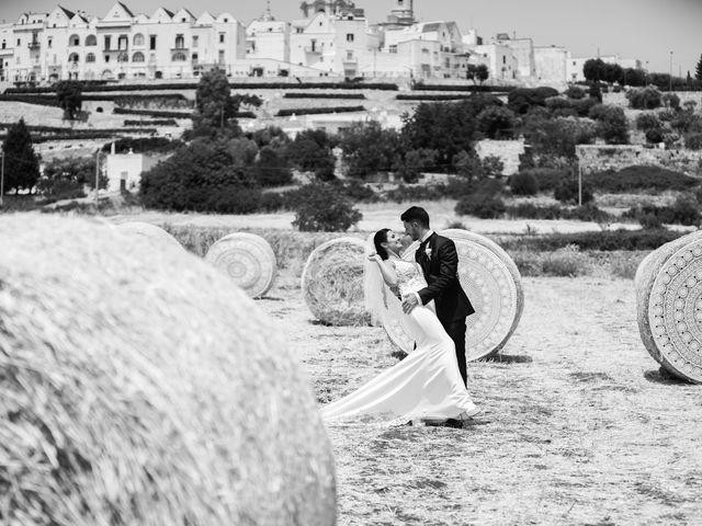 Il matrimonio di Angelo e Giorgia a Francavilla Fontana, Brindisi 5