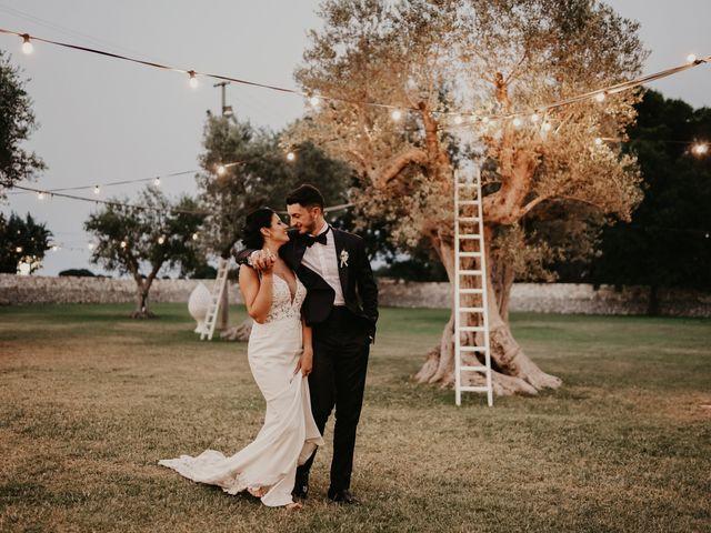 Il matrimonio di Angelo e Giorgia a Francavilla Fontana, Brindisi 10
