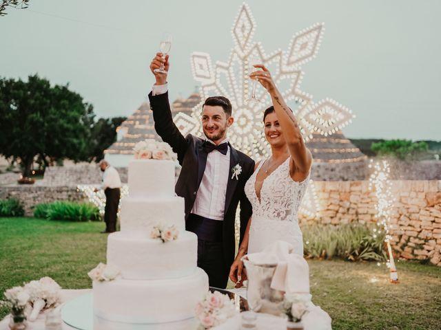 Il matrimonio di Angelo e Giorgia a Francavilla Fontana, Brindisi 11