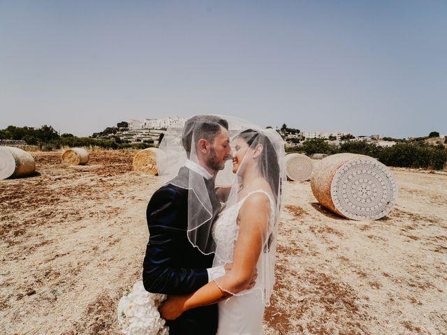 Il matrimonio di Angelo e Giorgia a Francavilla Fontana, Brindisi 13