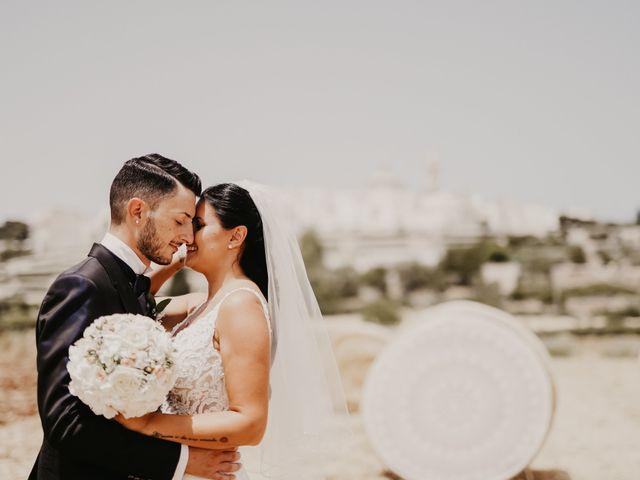 Il matrimonio di Angelo e Giorgia a Francavilla Fontana, Brindisi 15