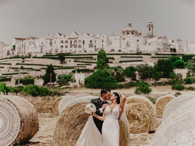 Il matrimonio di Angelo e Giorgia a Francavilla Fontana, Brindisi 16