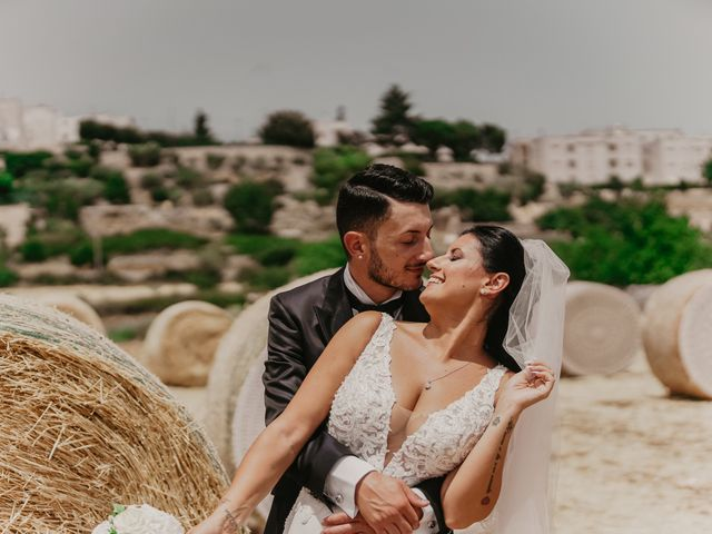 Il matrimonio di Angelo e Giorgia a Francavilla Fontana, Brindisi 17
