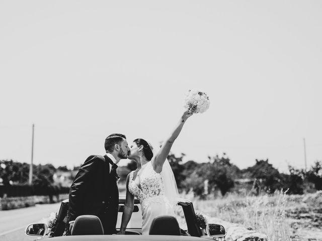 Il matrimonio di Angelo e Giorgia a Francavilla Fontana, Brindisi 22