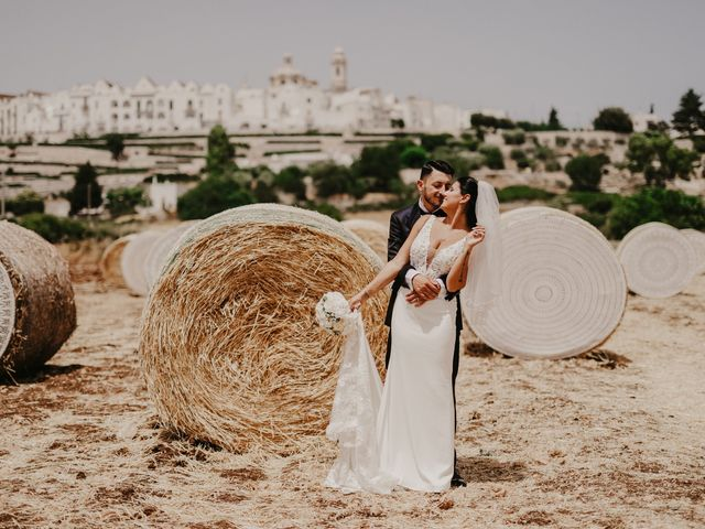 Il matrimonio di Angelo e Giorgia a Francavilla Fontana, Brindisi 23