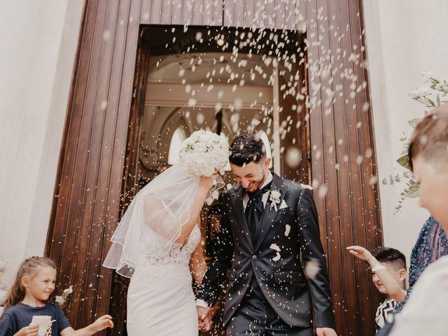 Il matrimonio di Angelo e Giorgia a Francavilla Fontana, Brindisi 24