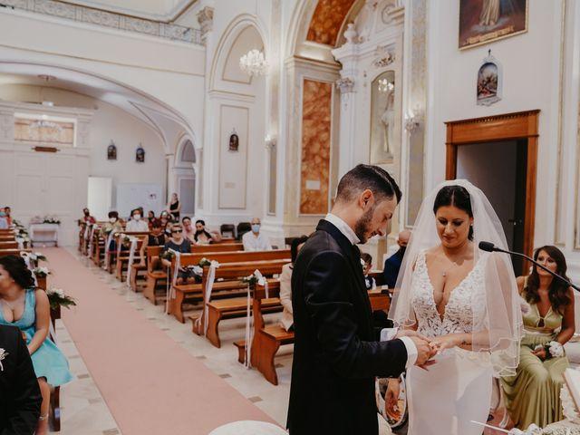 Il matrimonio di Angelo e Giorgia a Francavilla Fontana, Brindisi 27