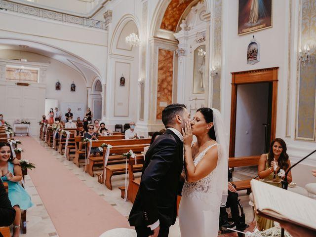 Il matrimonio di Angelo e Giorgia a Francavilla Fontana, Brindisi 28