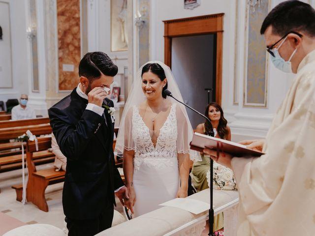 Il matrimonio di Angelo e Giorgia a Francavilla Fontana, Brindisi 29