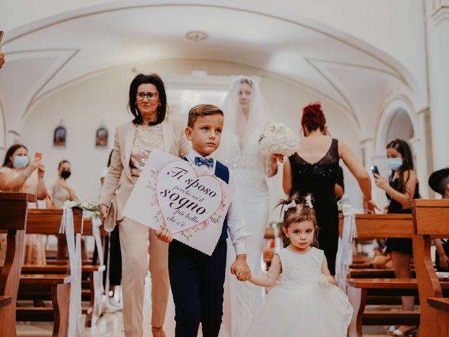 Il matrimonio di Angelo e Giorgia a Francavilla Fontana, Brindisi 30