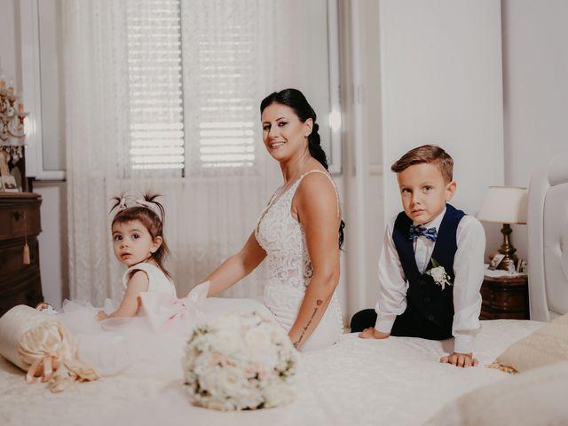 Il matrimonio di Angelo e Giorgia a Francavilla Fontana, Brindisi 38
