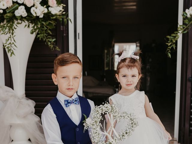Il matrimonio di Angelo e Giorgia a Francavilla Fontana, Brindisi 39