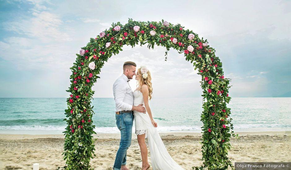 Il matrimonio di Paolo e Katia a Salerno, Salerno