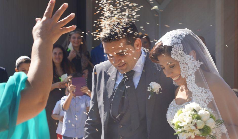 Il matrimonio di Carmine e Maria Elena a Tortolì, Nuoro