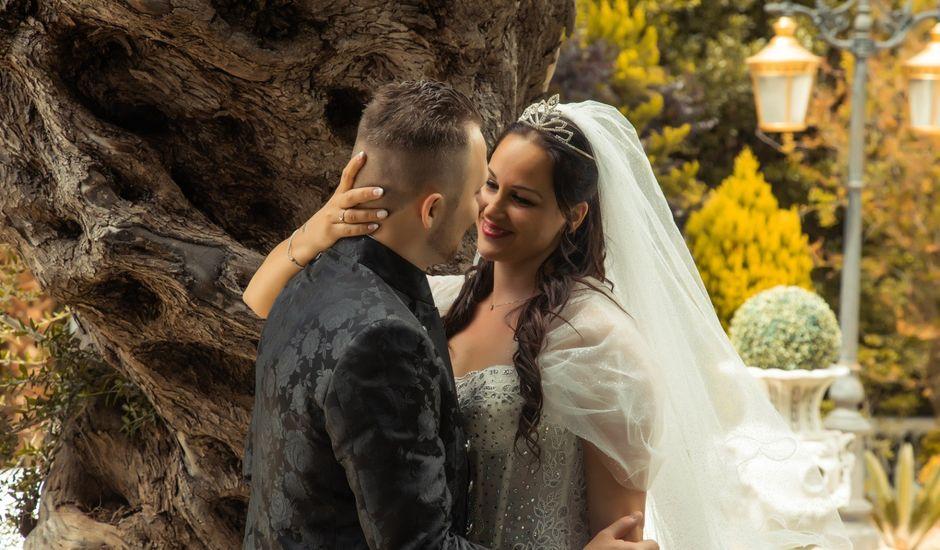 Il matrimonio di Massimiliano  e Daniela  a Roma, Roma