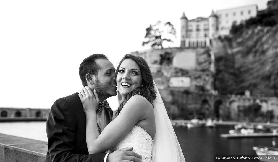 Il matrimonio di Fabrizio e Rosa a Amalfi, Salerno