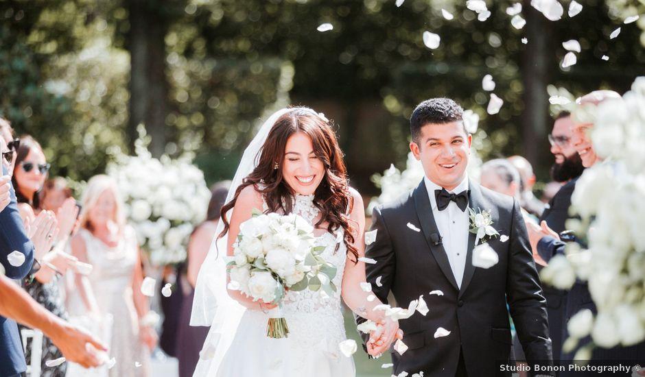 Il matrimonio di Vincent e Jennifer a Firenze, Firenze