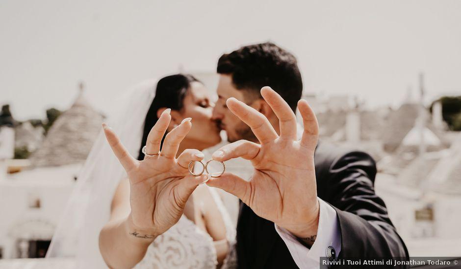 Il matrimonio di Angelo e Giorgia a Francavilla Fontana, Brindisi