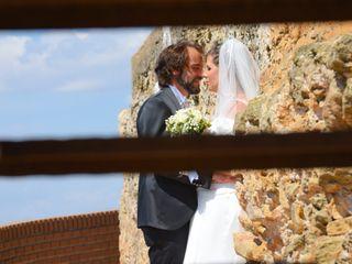 le nozze di Rossella e Michele 1