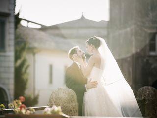 Le nozze di Martina e Jonny