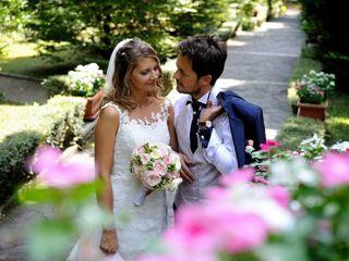 Le nozze di Leila e Luca