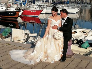 Le nozze di Simona e Giusto