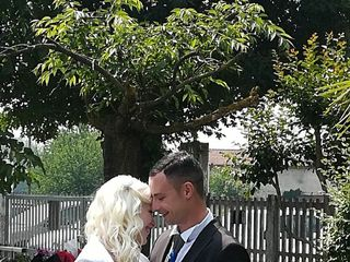 Le nozze di Wendy  e Davide  3