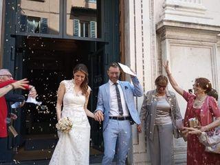 Le nozze di Claudia e Massimo