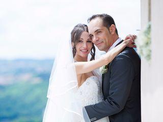 Le nozze di Danja e Lorenzo