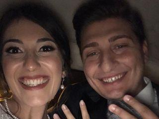 Le nozze di Cristina e Vito 1