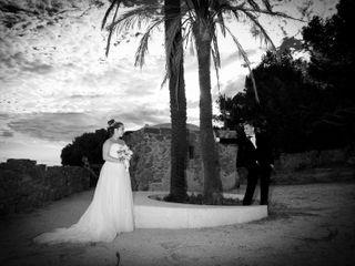 Le nozze di Lara e Steven